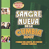 Various Artists: Sangre Nueva Dela Cumbia 2007