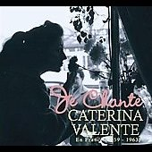Caterina Valente: Je Chante Caterina Valente en France [Digipak]