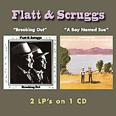 Flatt & Scruggs: Breaking Out/Boy Named Sue
