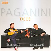 Paganini Duos