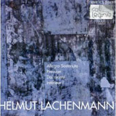 Helmut Lachenmann: Allegro Sostenuto; Pression; Dal niente; Int&#233;rieur