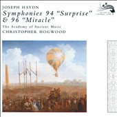 Joseph Haydn: Symphoines 94 