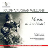 Vaughan Williams: Music in the Heart [Includes Bonus Disc]