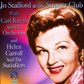 Jo Stafford/Carl Kress: Live at the Supper Club