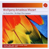 Mozart: Die Zauberflote (The Magic Flute), highlights / Cotrubas, Botsch, van Dam, Tappy