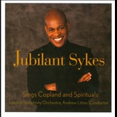 Jubilant Sykes Sings Copland & Spirituals