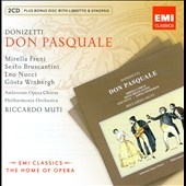 Donizetti: Don Pasquale / Muti