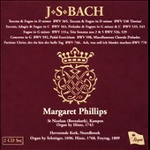 J.S. Bach: Organ Works, Vol. 5 / Phillips