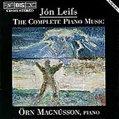 Leifs: The Complete Piano Music / Örn Magnússon
