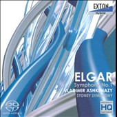 Elgar: Symphony No. 1 / Ashkenazy