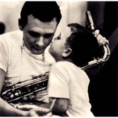Stan Getz (Sax): Plays