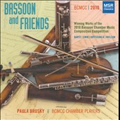Bassoon & Friends - Winning Works of the 2010 Bassoon Chamber Music Composition Competition / Paula Brusky