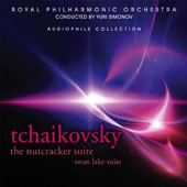 Tchaikovsky: The Nutcracker Suite; Swan Lake Suite / Simonov