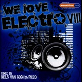Various Artists: We Love Electro, Vol. 8