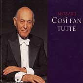 Mozart: Cos&igrave; fan tutte / Solti, Fleming, Von Otter, et al