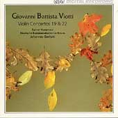 Viotti: Violin Concertos 19 & 22 / Goritzki, Kussmaul, Neuss