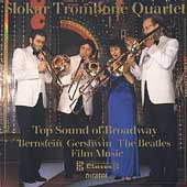 Top Sound of Broadway - Bernstein, et al / Slokar Trombone