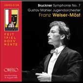Bruckner: Symphony No. 7 / Franz Welser-Most, Salzburg Festival, 1989