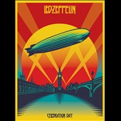 Led Zeppelin: Celebration Day [PAL Version] [DVD Size] [Digipak]