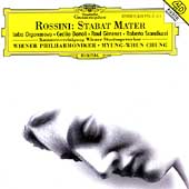 Rossini: Stabat Mater / Chung, Orgonasova, Bartoli, Gimenez