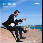 The Piano Wizard - Folksong arrangements / Jukka Nykanen, piano