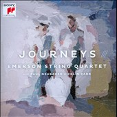 Journeys - Tchaikovsky: Souvenir de Florence; Schoenberg: Verklarte Nacht / The Emerson String Quartet