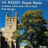 S.S. Wesley: Organ Music
