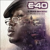 E-40 (Rap): The Block Brochure: Welcome to the Soil, Pt. 6 [PA] [Digipak]
