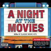 Various Artists: A Night at the Movies [Sony] [Digipak]