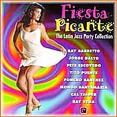 Various Artists: Fiesta Picante: The Latin Jazz Party Collection