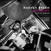 Rodney Green Quartet/Rodney Green (Drums): Live at Smalls [Slipcase]