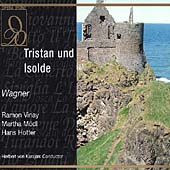 Collana Italia - Wagner: Tristan und Isolde / Karajan, Vinay, M&ouml;dl
