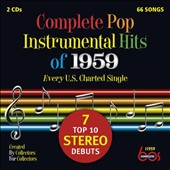 Various Artists: Complete Pop Instrumental Hits of 1959