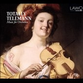 Totally Telemann: Music for Orchestra / Barokkanerne Ensemble