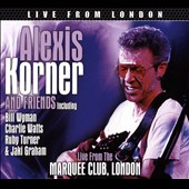 Alexis Korner: Live from London [Digipak] *