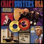 Various Artists: Chartbusters USA: Special Country Edition