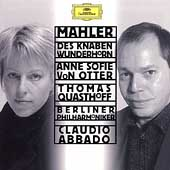 Mahler: Des Knaben Wunderhorn / Abbado, Von Otter, Quasthoff