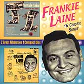 Frankie Laine: One for My Baby/Mr. Rhythm