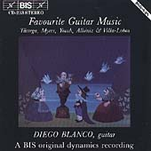 Favourite Guitar Music / Diego Blanco
