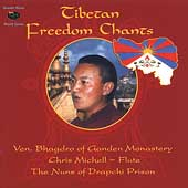 Chris Michell: Tibetan Freedom Chants
