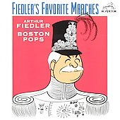 Fiedler's Favorite Marches / Boston Pops Orchestra