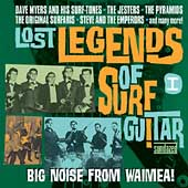 Various Artists: Lost Legends of Surf Guitar, Vol. 1