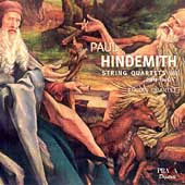 Hindemith: String Quartets no 1-6 / Kocian Quartet