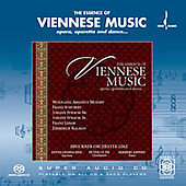 The Essence of Viennese Music / Guth, Bruckner Linz