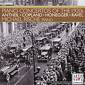 Piano Concertos of the 1920s / Rische, Poppen