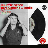Juliette Gréco: Rive Gauche on Radio