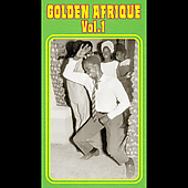 Various Artists: Golden Afrique, Vol. 1 [Long Box]