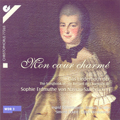 Mon coeur charm&#233; - The Songbook of Sophie Erdmuthe