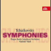 Tchaikovsky: Symphonies / Valek, Prague RSO