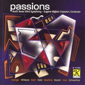 Klavier Wind Project - Passions / Corporon, North Texas